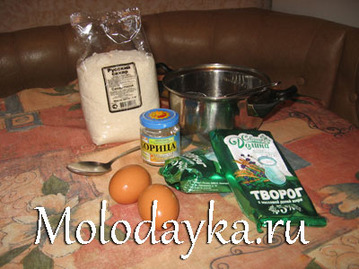 ватрушки - рецепты, статьи на